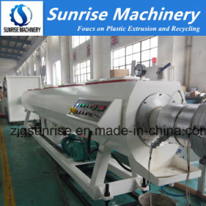 China Plastic Machine PVC Pipe Extrusion Line pictures & photos