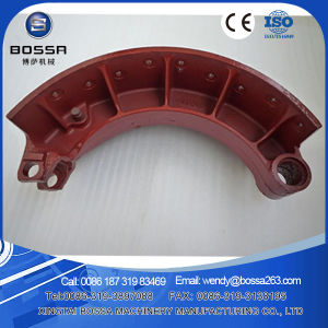 Heavy Duty Truck Brake Shoe with Brake Lining Ts16949 pictures & photos