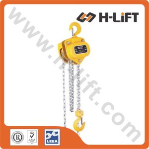 Chain Hoist, Manual Chain Pulley Block pictures & photos