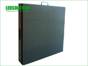 Slim Outdoor LED Display Screen (LS-SO-P10) pictures & photos