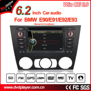 Special Car DVD Play for BMW Android GPS Radio DVD Player with WiFi Connection pictures & photos