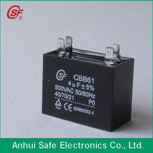 Cbb61 Fan Capacitor (Square Capacitor) pictures & photos