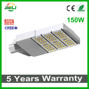 Top Quality CREE+Meanwell 150W LED Street Light for Project pictures & photos