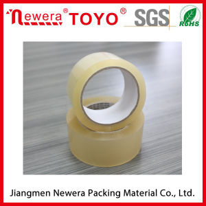 Waterproof, Low Noise Feature and BOPP Film, BOPP Material Low Noise Packing Tape pictures & photos