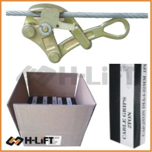 1t Wire Rope Grip pictures & photos