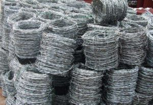 Galvanized Barbed Wire with Free Sample pictures & photos