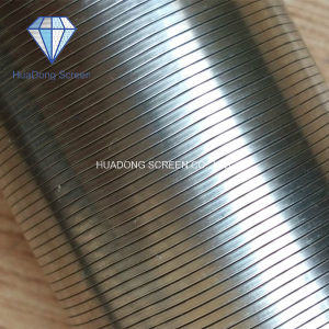 Industrial Beer Filter Wedge Wire Screen pictures & photos