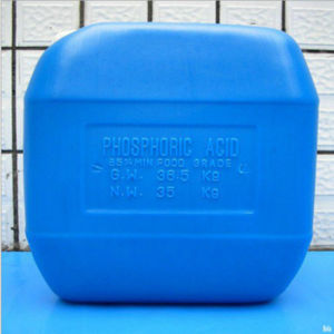 Competitve Price for Phosphoric Acid 85% Food Grade pictures & photos