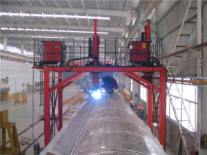 China Gantry Type Welding Machine for Irregular Cylinder Tank pictures & photos