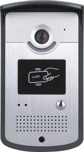 Waterproof Aluminum 480tvl HD Camera Video Door Bell