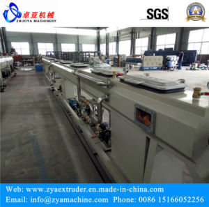 Professional PP/PPR Pipe Production Line/Extruder Line Manufacturer pictures & photos