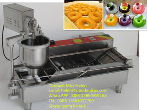 Electric Donut Making Machine /Automatic Donut Forming Machine pictures & photos
