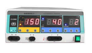 Medical Equipment High Frequency Electrosurgical Cautery Unit pictures & photos