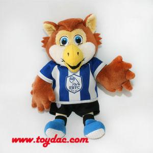Plush Club Eagle Mascot Souvenir pictures & photos