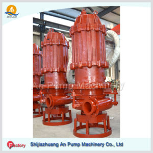 Electric High Efficiency Centrifugal Submersible Dirty Water Pump pictures & photos