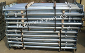 Q235 Steel Shoring Post for Concrete Construction