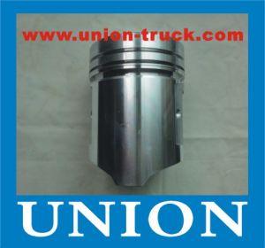 S6D155 Construction Machinery Piston Kit for Komatsu