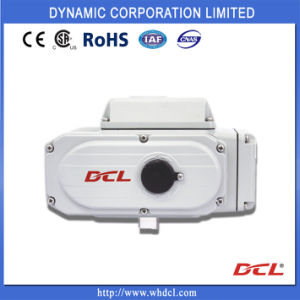110V/220V CE Quarter-Turn Electric Actuator Cutting off Valve pictures & photos