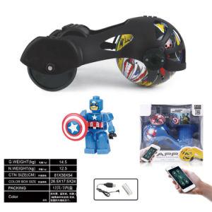 APP Bluetooth RC Robot Blocks Star War Car Toy
