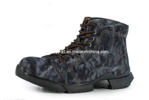 New Design Men′s Outdoor Hiking Boots (HLA21)