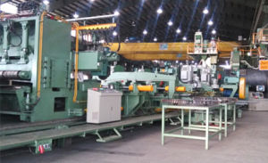 SSAW Mill (D219-1422mm) Spiral Pipe Machine pictures & photos