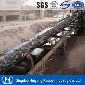 Hr180 Heat Resistant Rubber Covneyor Belting pictures & photos