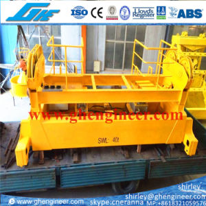 20FT 40FT Hydraulic Telescopic Container Spreader pictures & photos