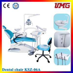 Ce Approved Portable Dental Chair with Low Price pictures & photos