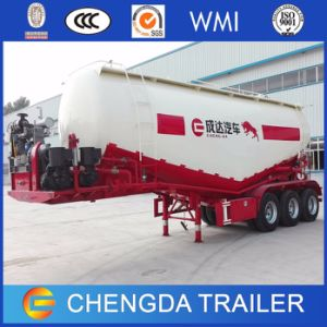 42cbm 60cbm 3axle Bulk Cement Tank Semi Trailer for Sale pictures & photos