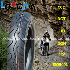 China Manufacture of Motorcycle Tubeless Tyre (3.00-10, 3.00-8, 90/90-10) pictures & photos