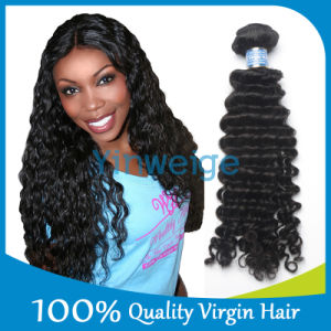 Unprocessed Curly Intact Virgin Peruvian Hair (YWG-6APHDW)