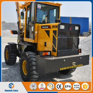 Wheel Loader Price List Chinese Front End Paylaoder for Sale pictures & photos