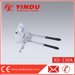 Cu-Al Ratchet Cable Cutter (XD-130A) pictures & photos