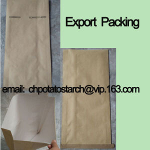 Export Potato Starch pictures & photos