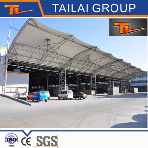 Large Span Morden Prefabricated Steel Warehouse