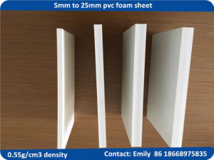Good Hardness UV Stable PVC Foam Board pictures & photos
