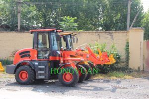 Zl16f Mini Wheel Loader Ce Approved Quickhitch /Bucket pictures & photos