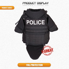 Ballistic Vest Jacket Body Armor V-Link 007 pictures & photos
