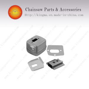 Oleo Mac 952 Chain Saw Spare Parts (muffler assy.)