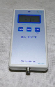 2014 Negative Ion Tester Machine/Negative Ion Tester/Japanese Technology Ion Tester pictures & photos