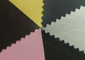 PU Leather for Decorative (tg008) pictures & photos