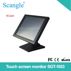 15 Inch Five Wire Resistive LCD Touch Screen Monitor pictures & photos