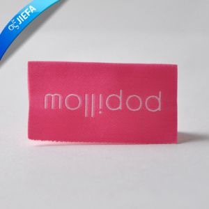 New Density Loop Fold Garment Label pictures & photos