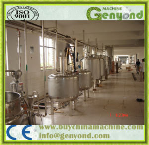 Stainless Steel Automatic Dairy Processing Plant pictures & photos