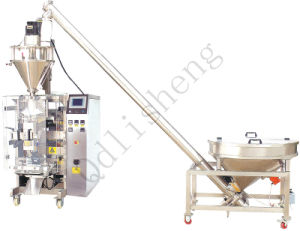 Automatic Vertical Food Packing Machine for Puffed Food (LS-10) pictures & photos