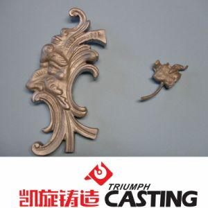 Iron Casting Fence Parts Wrought Iron