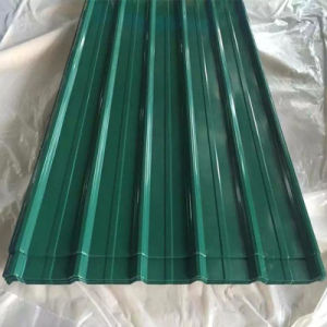 0.45*1000mm Pre-Painted Galvanized Steel Coils Corrugated Roofing Sheet pictures & photos