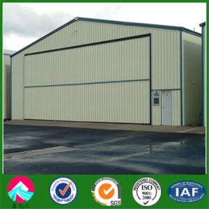 Steel Construction Steel Aircraft Buildings Design and Installation pictures & photos