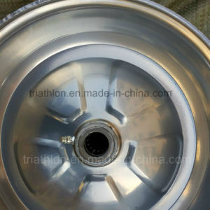 18X 8.50-10 8.50-8 Ribbed No Flat Trailer Tire pictures & photos