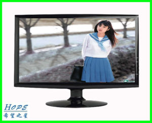 "Hot Sale 18.5 Inch Widescreen LED Monitor; 18.5"" LCD Monitor for Computer pictures & photos"